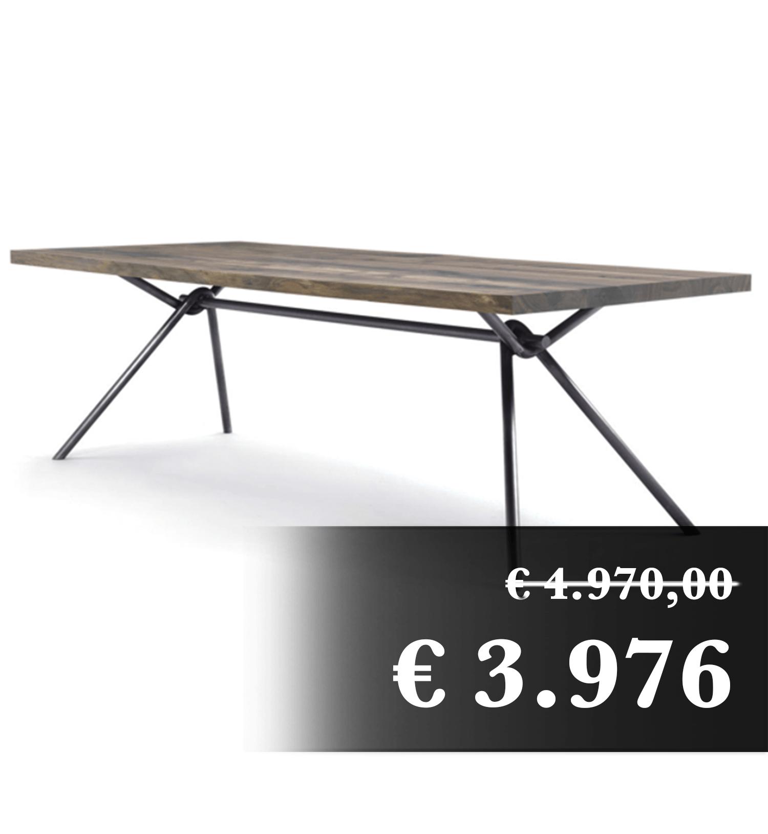 Tisch von Riva
