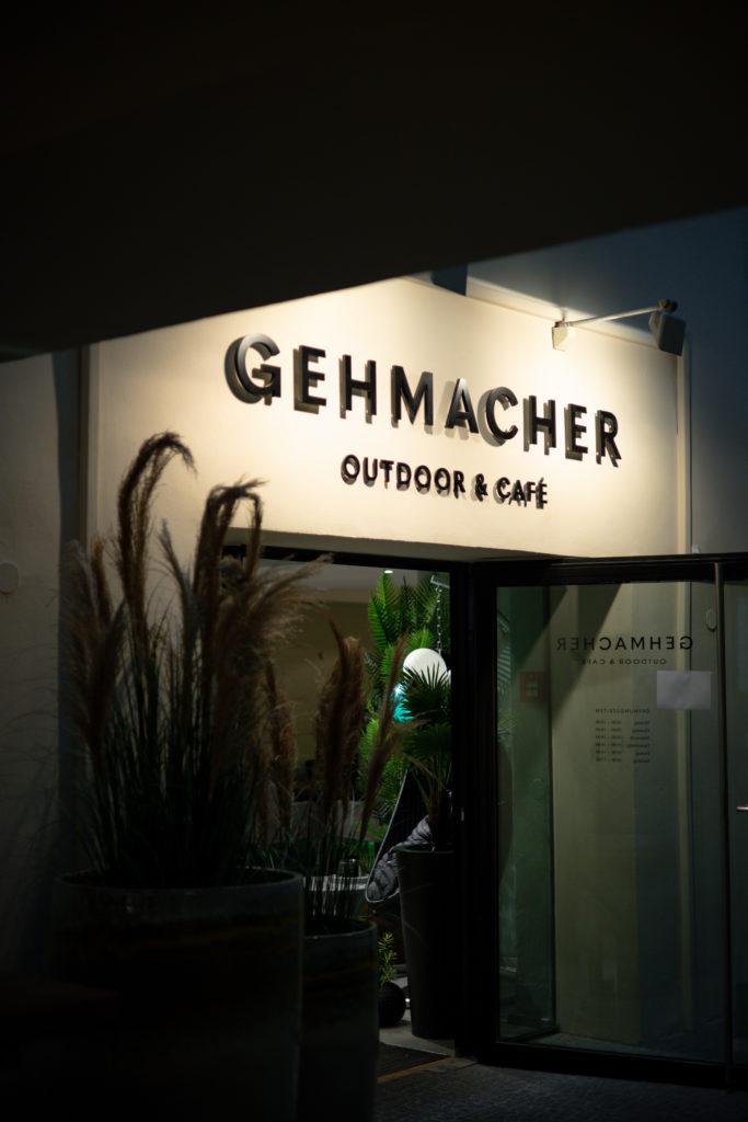Outdoor Store Opening